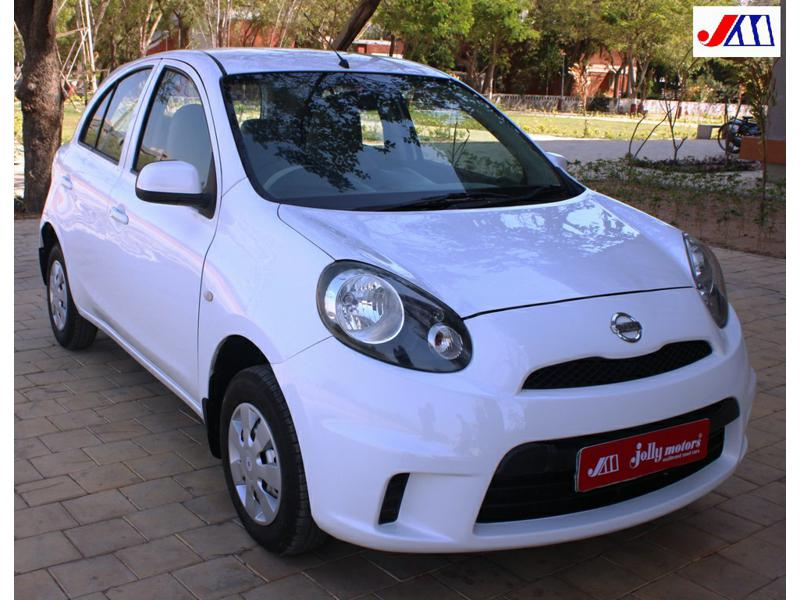 Used 2014 Nissan Micra Car In Ahmedabad