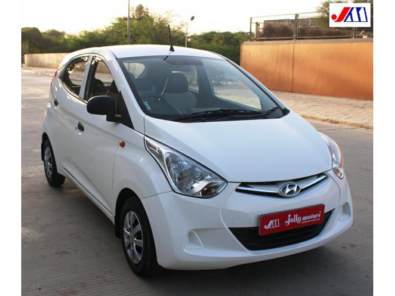 Used 2014 Hyundai Eon Car In Ahmedabad