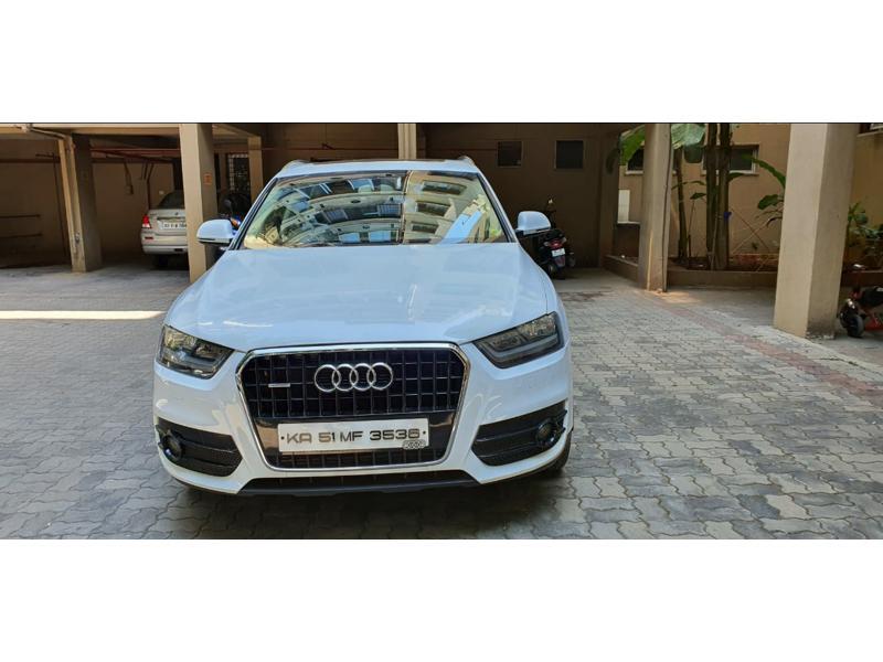 Used 2014 Audi Q3 Car In Bangalore