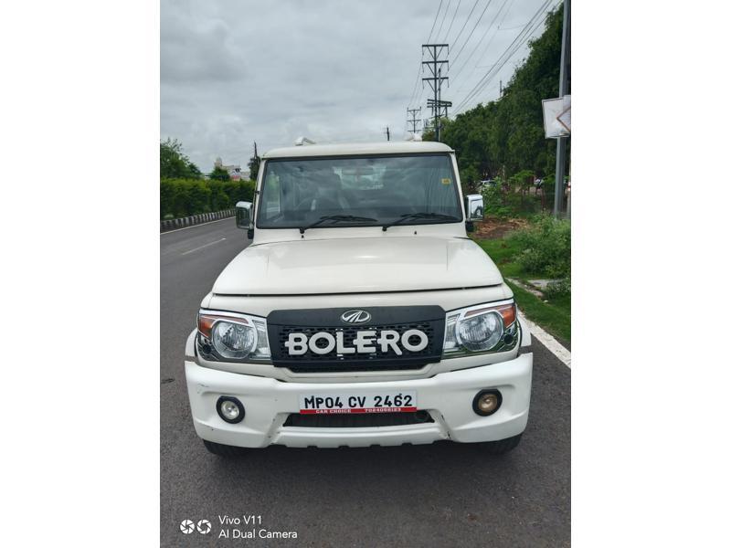 Used 2018 Mahindra Bolero Car In Sehore