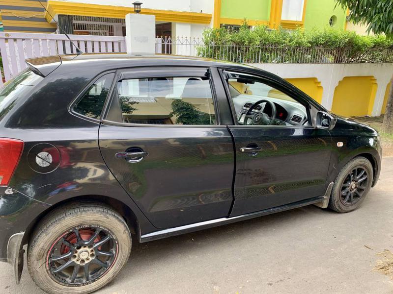 Used 2010 Volkswagen Polo Car In Jabalpur