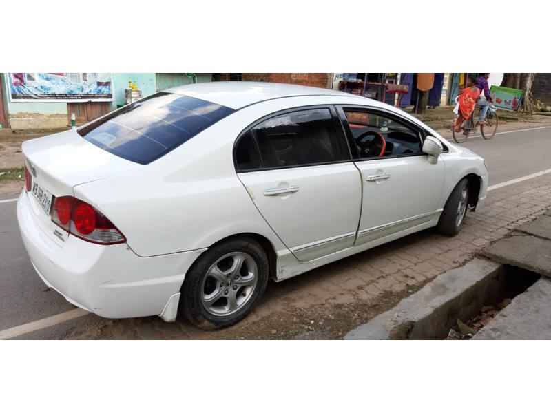 Used 2009 Honda Civic Car In Jamshedpur