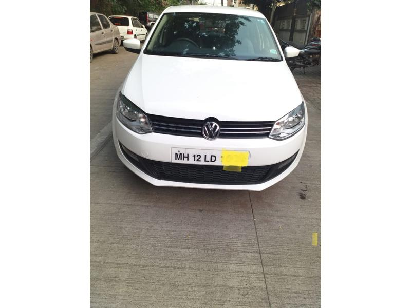Used 2014 Volkswagen Polo Car In Pune