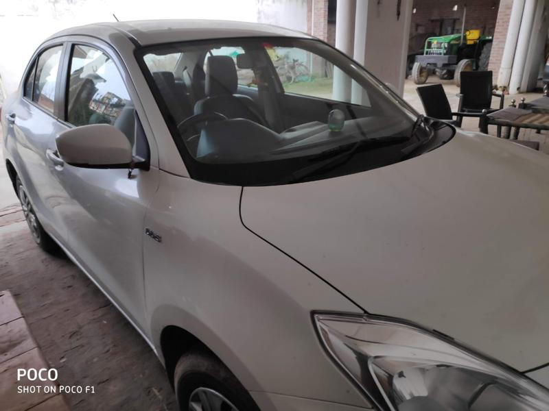 Used 2018 Maruti Suzuki Dzire Car In Saharanpur
