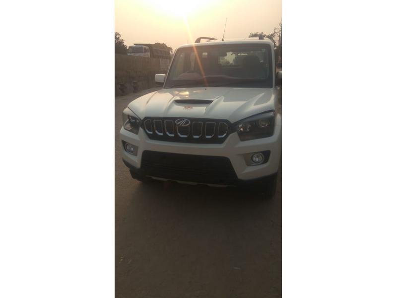 Used 2015 Mahindra Scorpio Car In Mumbai
