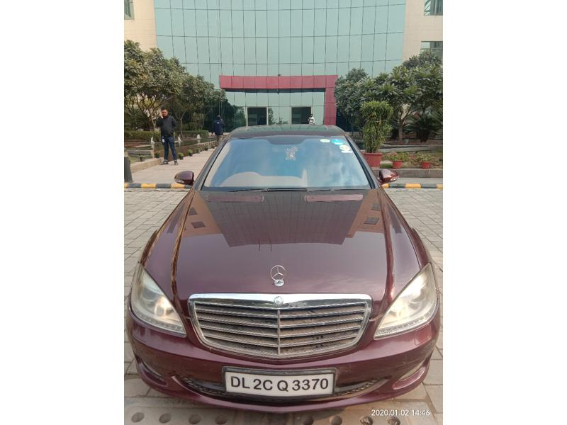 Used 2008 Mercedes Benz S Class Car In Faridabad