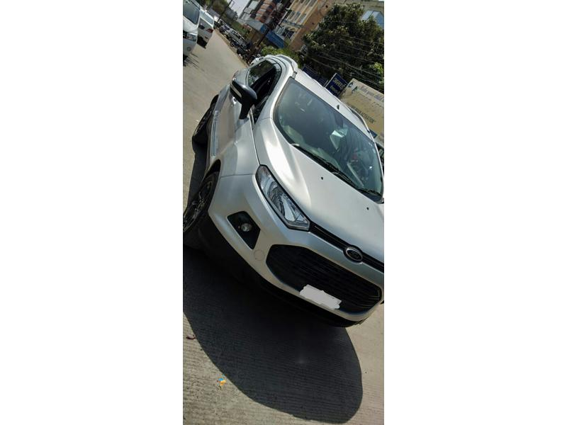 Used 2016 Ford EcoSport Car In Ratlam