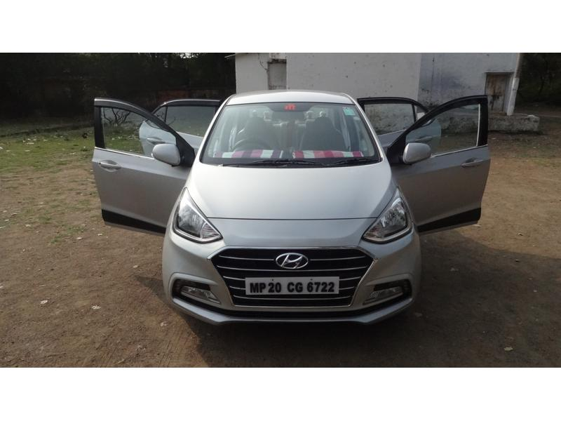 Used 2017 Hyundai Xcent Car In Jabalpur
