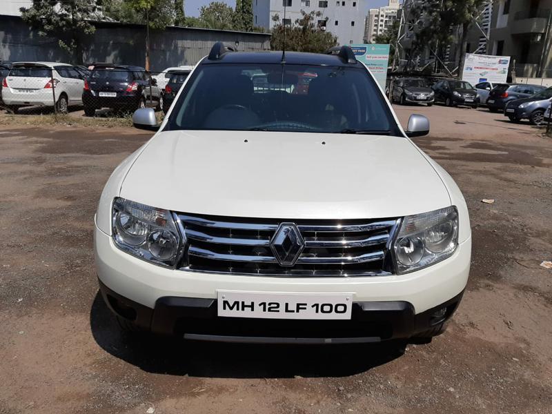 Used 2014 Renault Duster Car In Pune