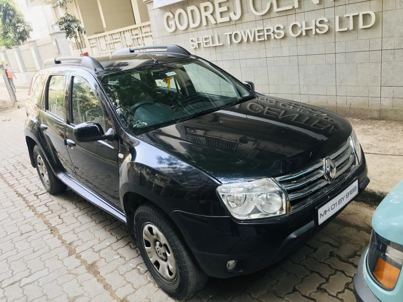 Used 2015 Renault Duster Car In Mumbai