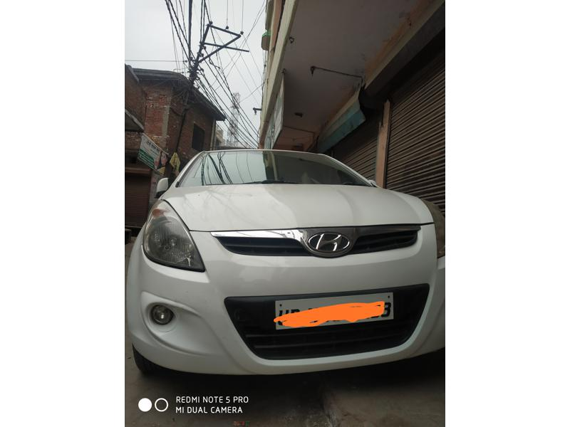 Used 2011 Hyundai i20 Car In Saharanpur
