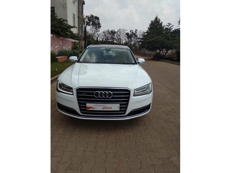 Used 2017 Audi A8 L Car In Bangalore