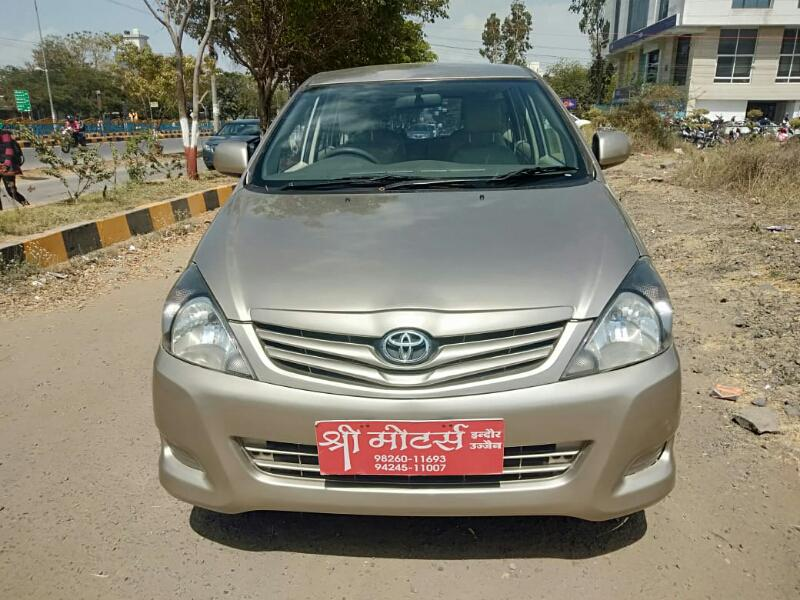 Used 2010 Toyota Innova Car In Ratlam
