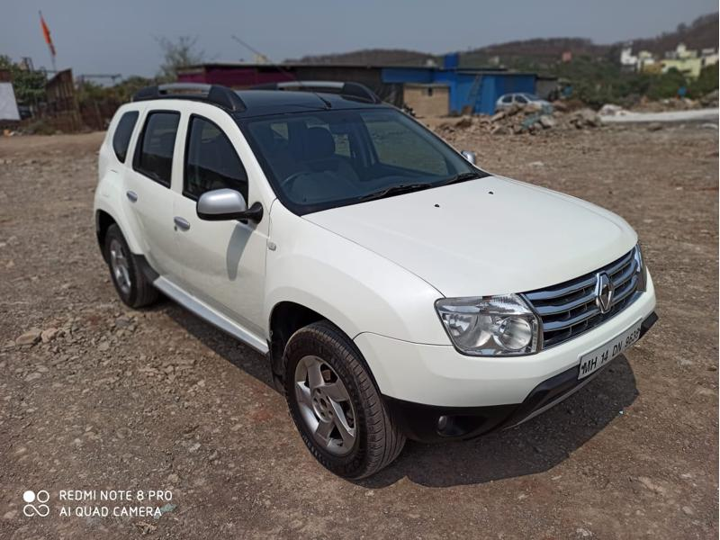 Used 2012 Renault Duster Car In Pune