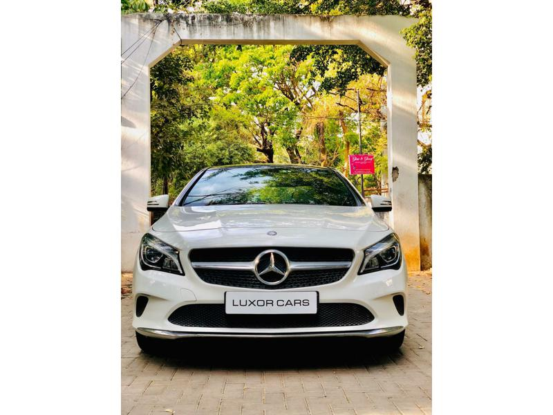 Used 2017 Mercedes Benz CLA Class Car In Pune