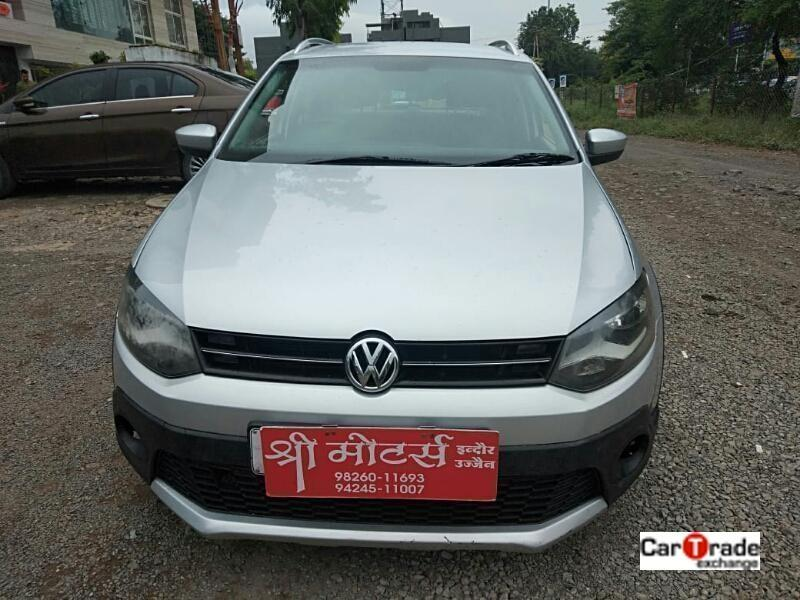 Used 2014 Volkswagen Cross Polo Car In Ratlam