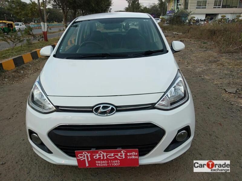 Used 2015 Hyundai Xcent Car In Ratlam