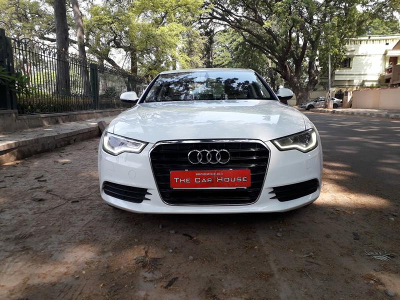 Used 2012 Audi A6 Car In Bangalore