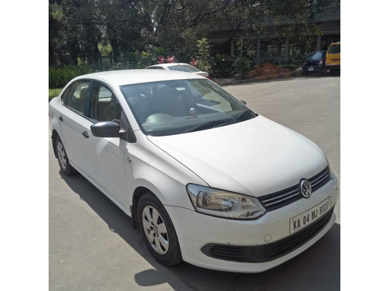 Used 2011 Volkswagen Vento Car In Bangalore