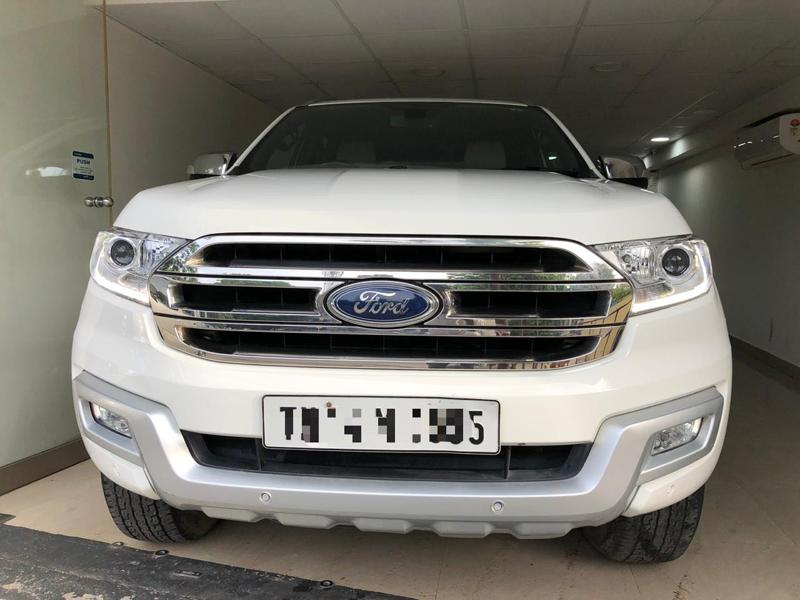 Used 2017 Ford Endeavour Car In Chennai