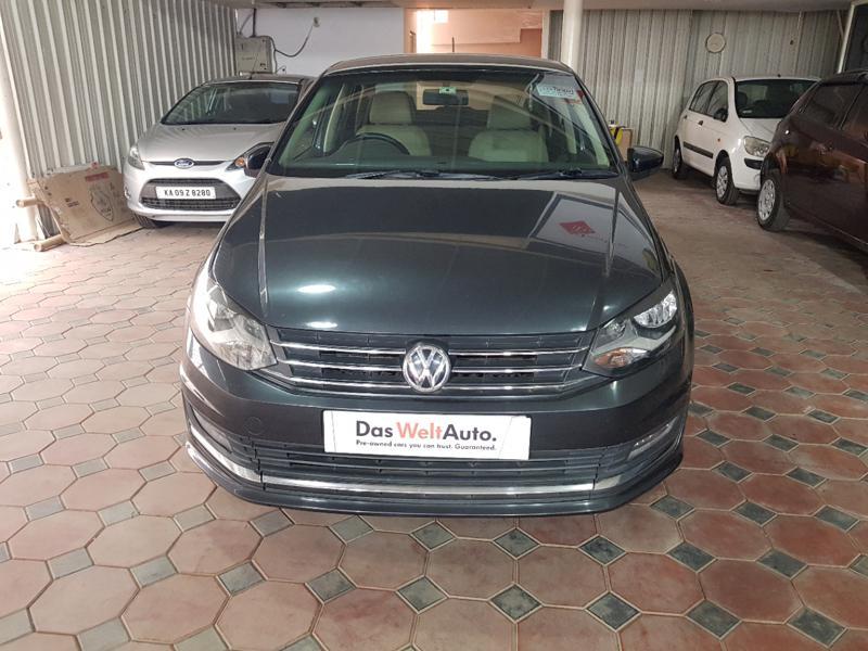 Used 2015 Volkswagen Vento Car In Bangalore