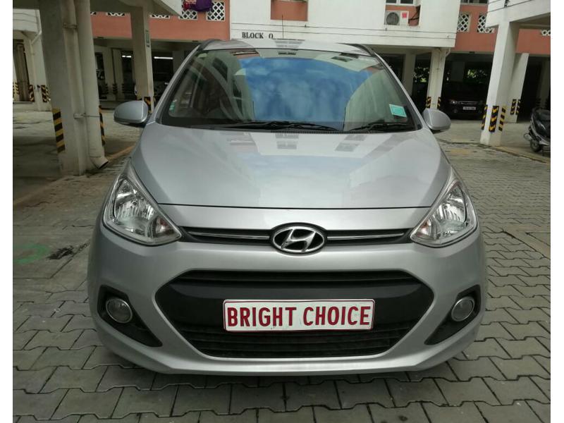 Used 2016 Hyundai Grand i10 Car In Chennai