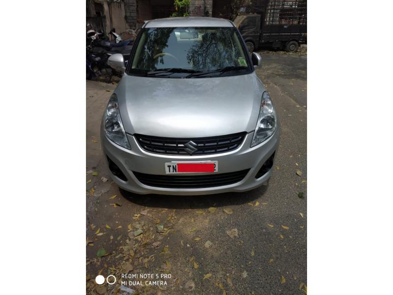 Used 2013 Maruti Suzuki New Swift DZire Car In Chennai