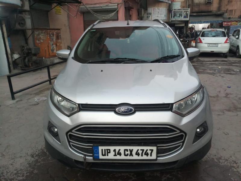Used 2016 Ford EcoSport Car In New Delhi