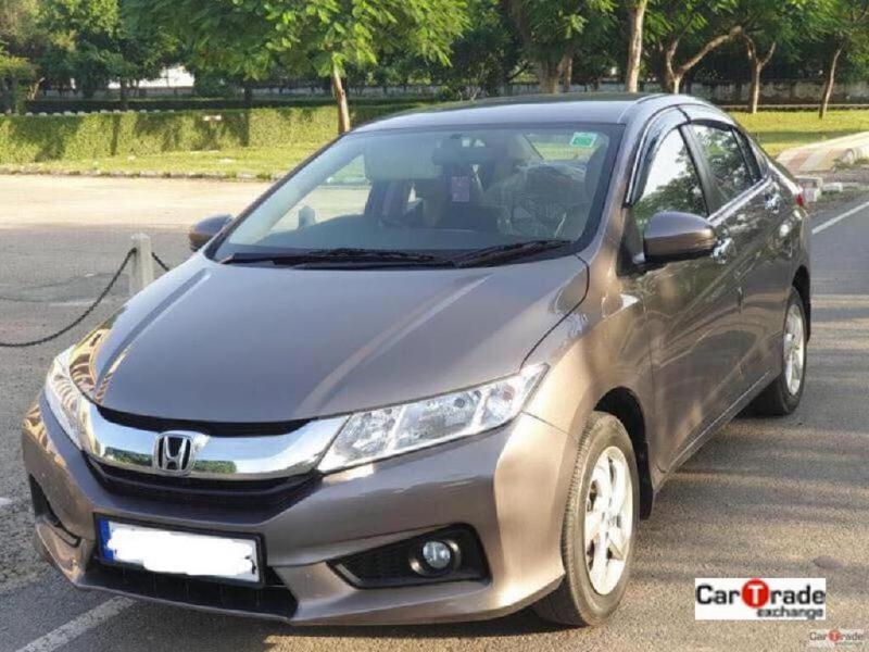 Used 2016 Honda City Car In Faridabad