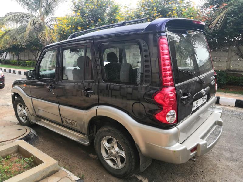 Used 2010 Mahindra Scorpio Car In Bangalore
