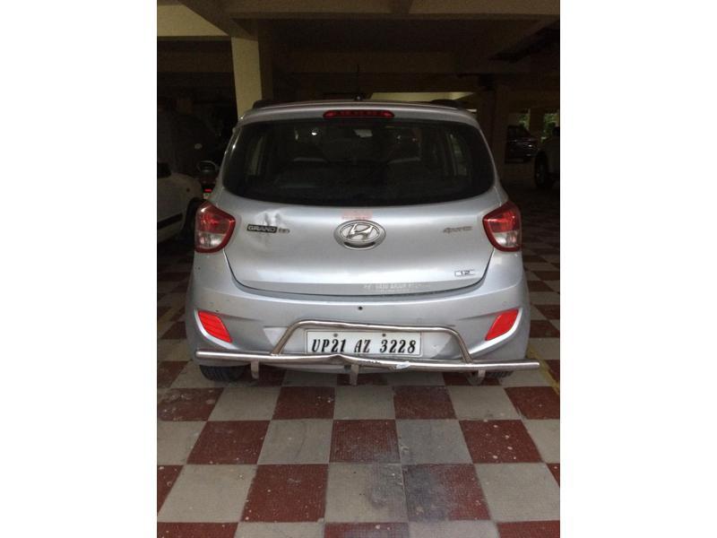 Used 2015 Hyundai Grand i10 Car In Moradabad