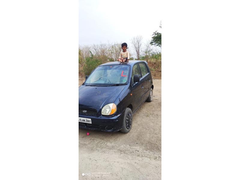 Used 2000 Hyundai Santro Car In Pune