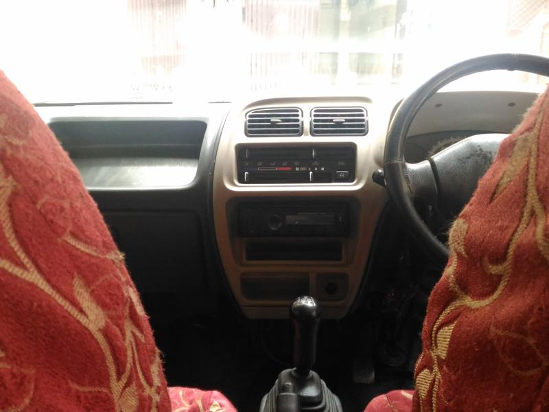Used 2014 Maruti Suzuki Eeco Car In New Delhi