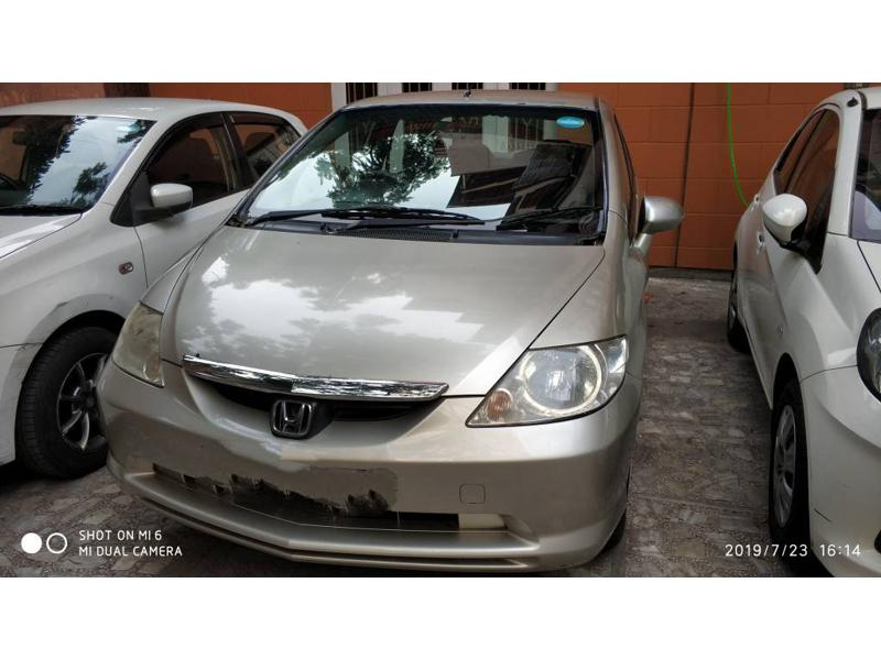 Used 2004 Honda City ZX Car In Kolkata