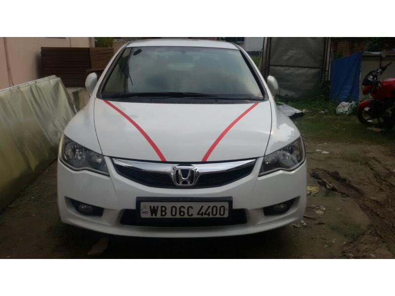 Used 2010 Honda Civic Car In Kolkata