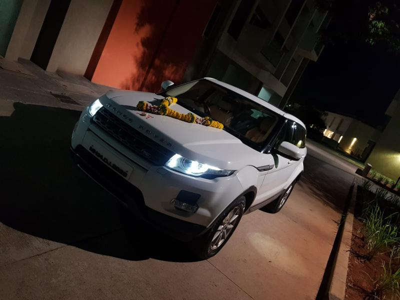 Used 2013 Land Rover Range Rover Evoque Car In Pune