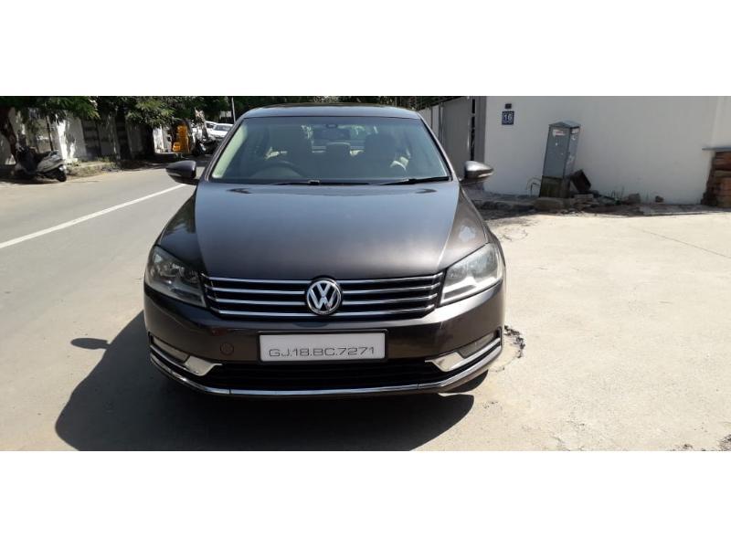Used 2012 Volkswagen Passat Car In Ahmedabad