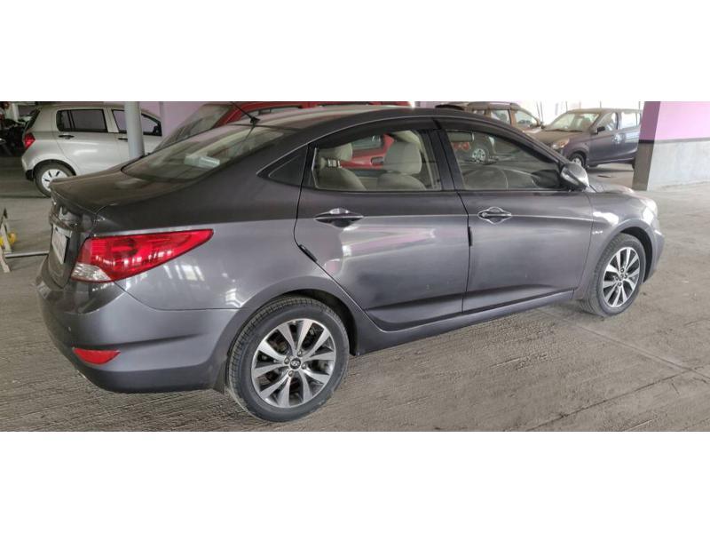 Used 2014 Hyundai Verna Car In Thane