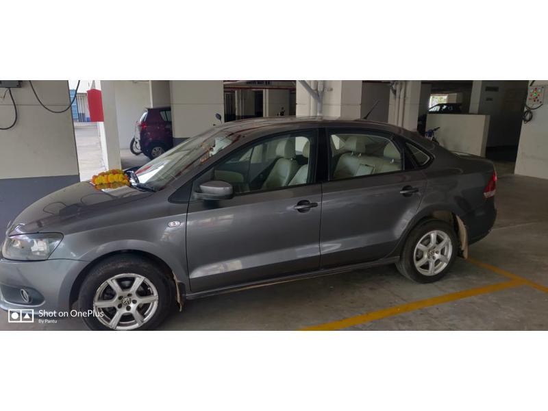 Used 2013 Volkswagen Vento Car In Bangalore
