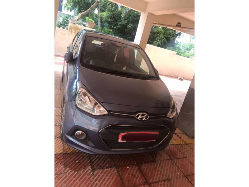 Used 2016 Hyundai Xcent Car In Visakhapatnam