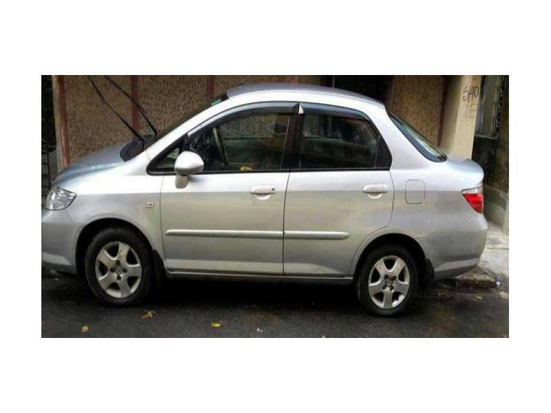 Used 2006 Honda City ZX Car In Kolkata