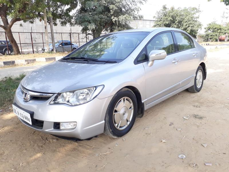Used 2008 Honda Civic Hybrid Car In Gurgaon