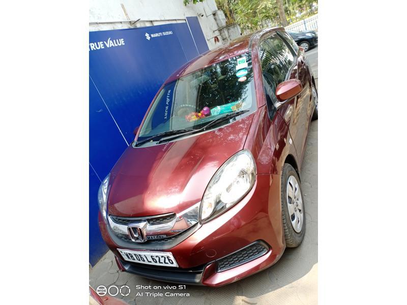 Used 2015 Honda Mobilio Car In Kolkata
