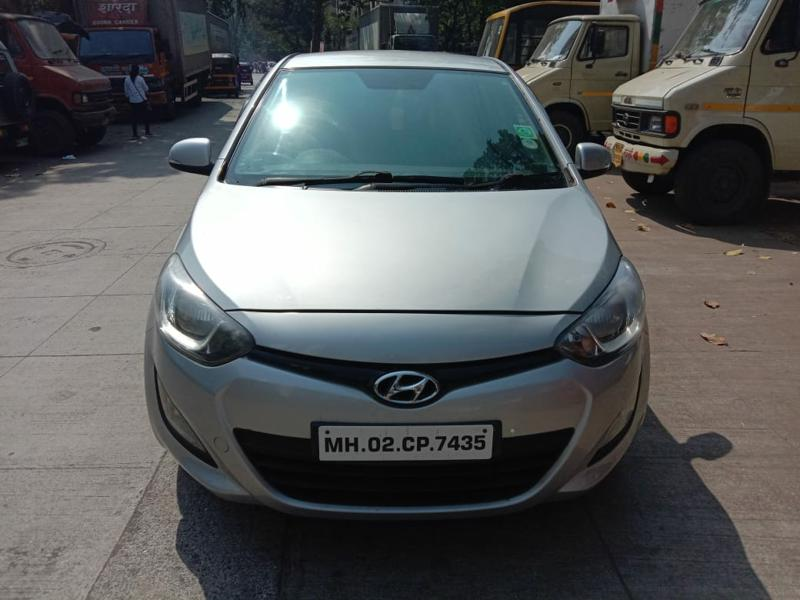 Used 2012 Hyundai i20 Car In Thane