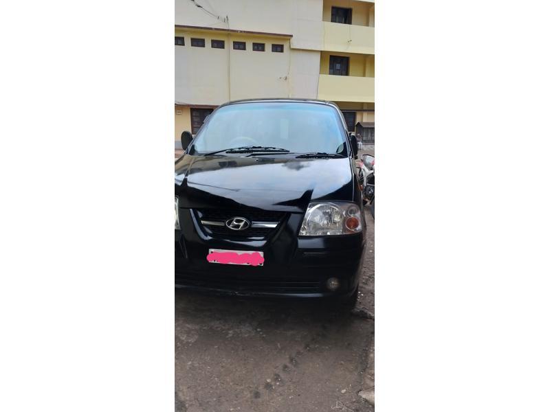 Used 2006 Hyundai Santro Xing Car In Coimbatore