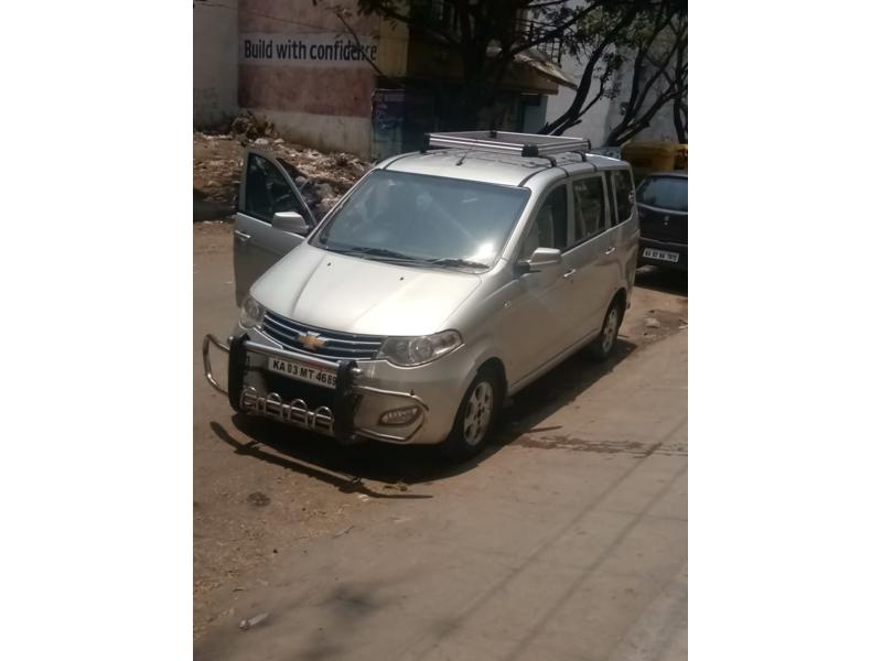 Used Chevrolet Enjoy 1 3 Tcdi Ltz 7 2013 In Bangalore 4299727