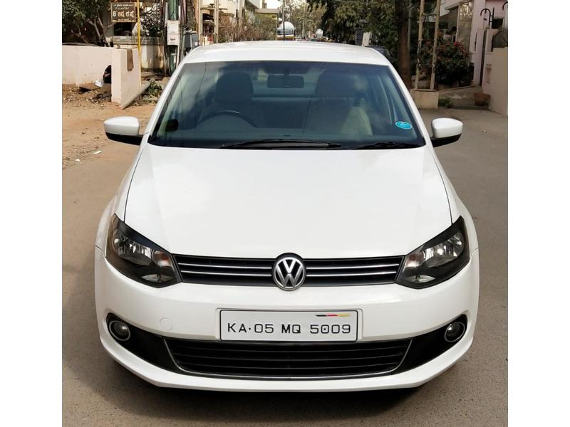 Used 2014 Volkswagen Vento Car In Bangalore