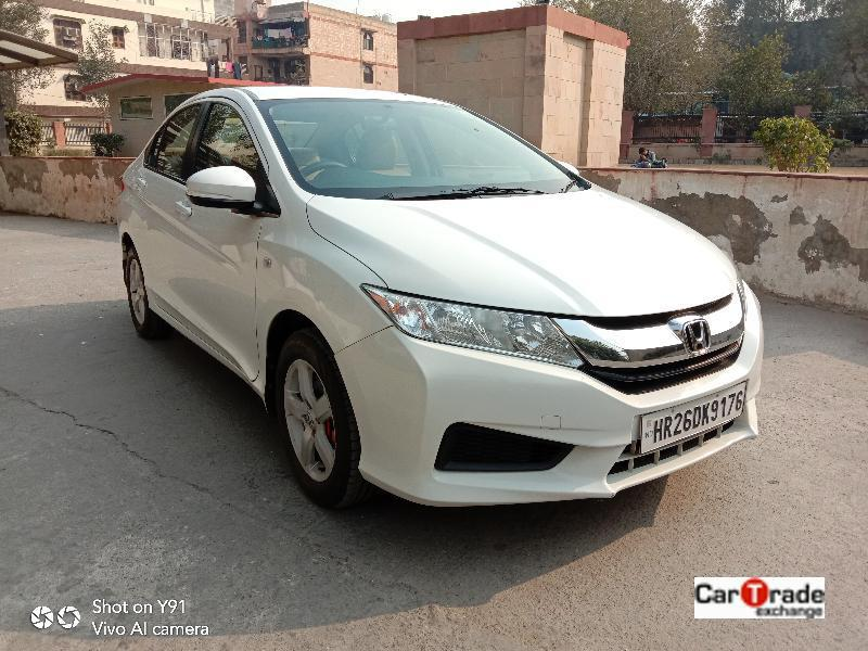 Used 2016 Honda City Car In Gurgaon