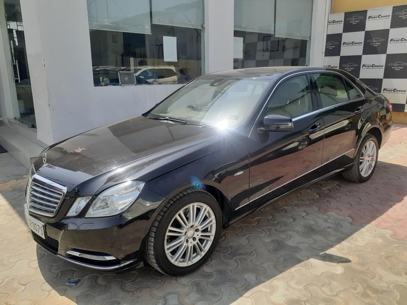 Used 2011 Mercedes Benz E Class Car In Ajmer