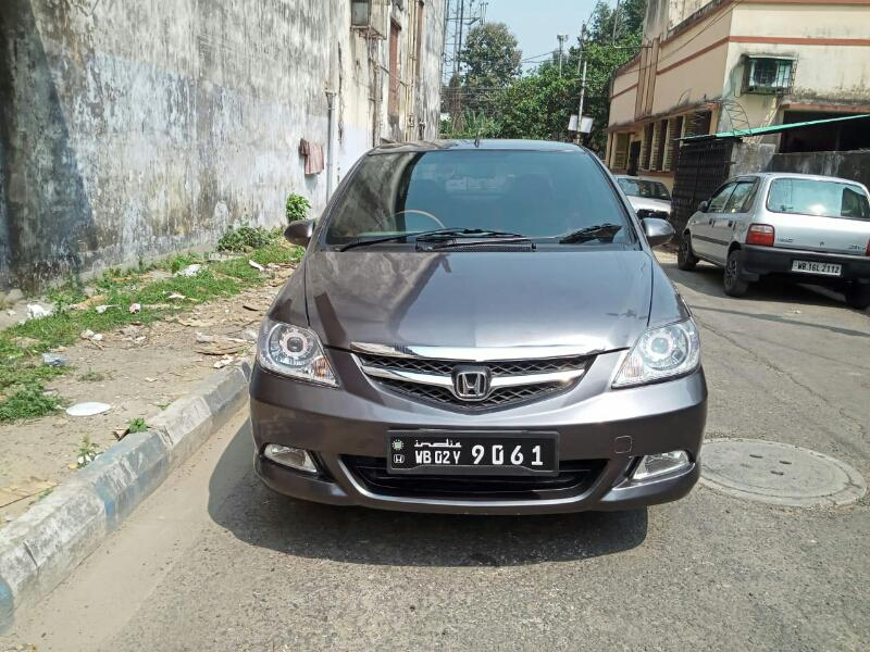Used 2007 Honda City ZX Car In Kolkata